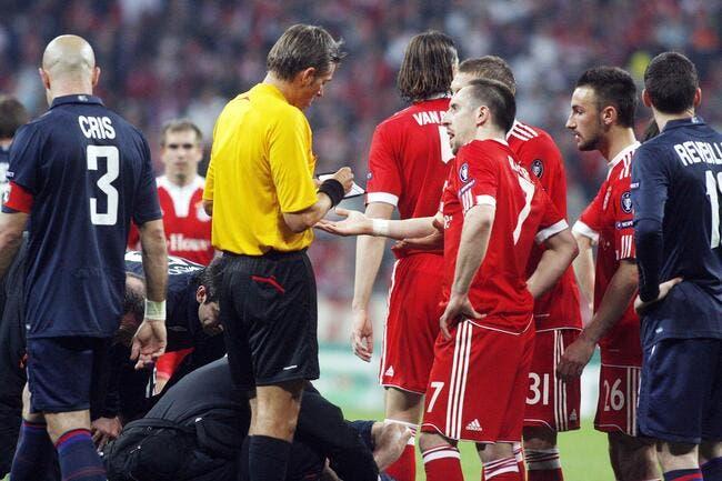 OL: Cris raconte comment Lyon avait comploté contre Ribéry