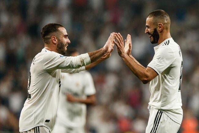 Esp : Toujours écarté des Bleus, Matador Benzema bat des records !