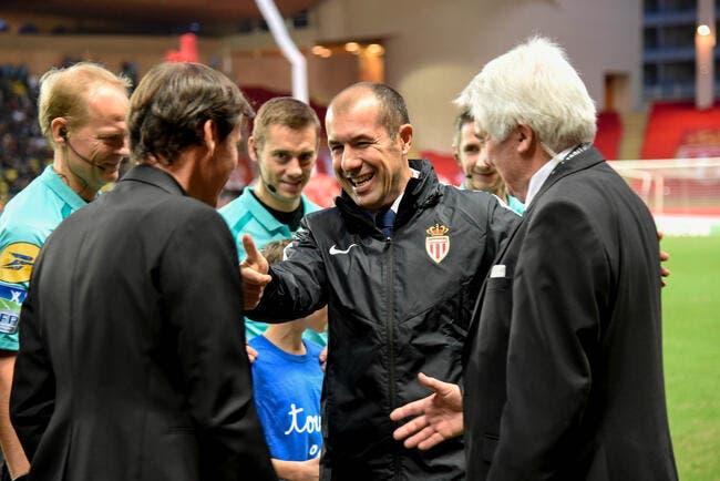 Monaco chute contre l'OM (2-3)