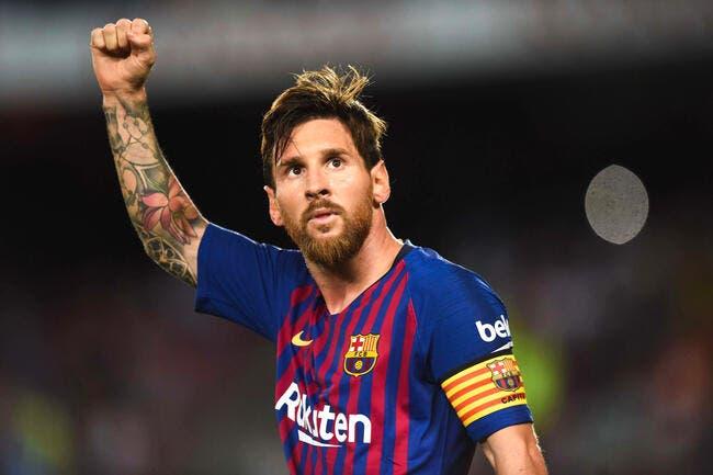 Liga : Un petit 8-2 et le Barça s'offre le carton du week-end