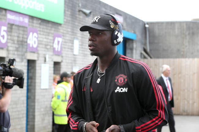 Mercato : Pogba fait la demande qui tue à Manchester United