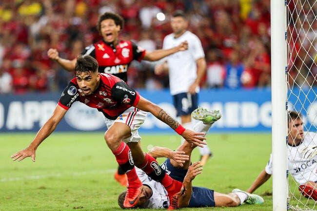 Lucas Paqueta (Flamengo) suivi par le PSG (Téléfoot)