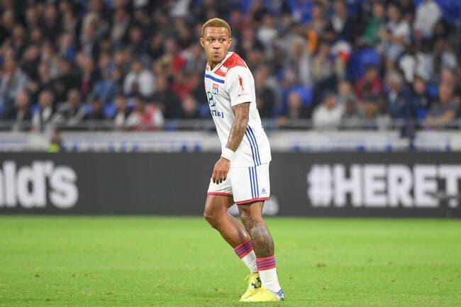 OL : Memphis lance un appel, il est prêt à quitter Lyon