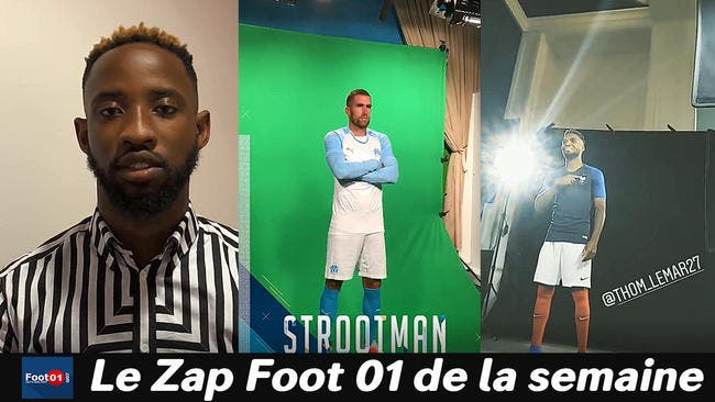 FIFA 19 à Lyon, Neymar bluffé, Strootman découvre le maillot de l'OM