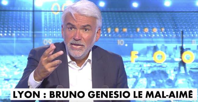 OL : Pascal Praud disjoncte à cause de l'affaire Genesio
