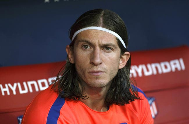 PSG: De l'Atlético au Brésil, la version de Filipe Luis a bien changé