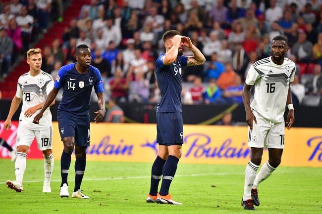 EdF: Champion du monde ou pas, Giroud est en grand danger