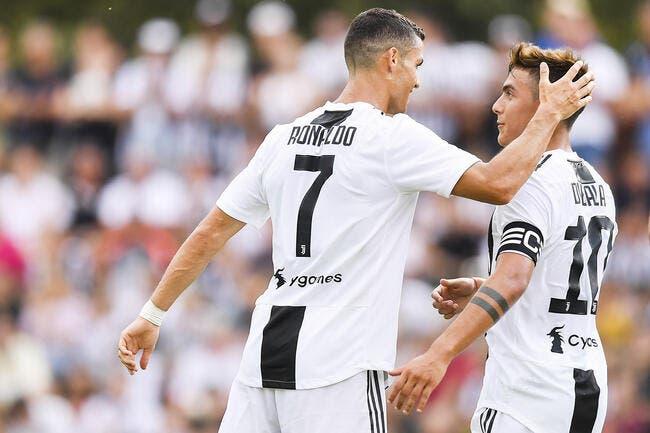 Mercato: La star de la Juve veut fuir à cause de Cristiano Ronaldo