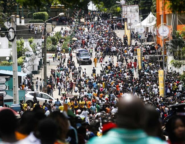 CAN : Un mort et des dizaines de blessés avant Madagascar-Sénégal