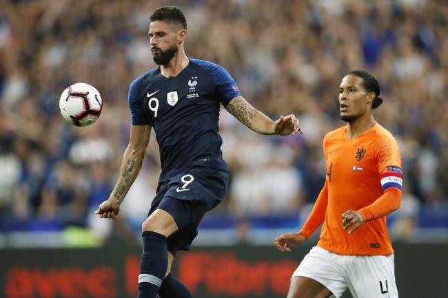 EdF : Pierre Ménès dégomme le « match lamentable » de Giroud