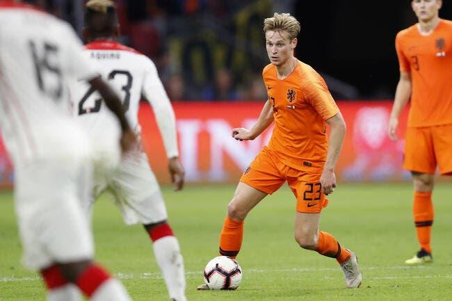 PSG : Le mercato du PSG commence avec France-Pays-Bas !