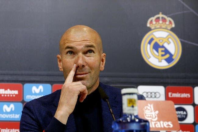 Mercato : Mourinho peut trembler, Zidane annonce son come-back !