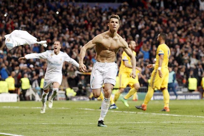 Cristiano Ronaldo nu, c'est quand même mieux que Messi — PL