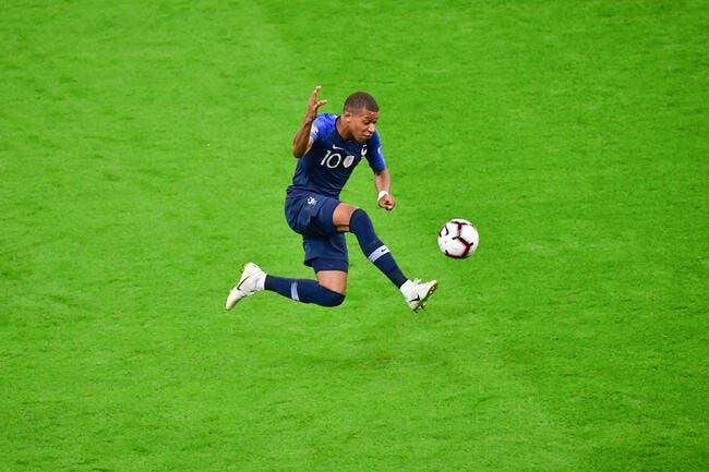 PSG : Le PSG a recruté une vedette, Mbappé est devenu une superstar !