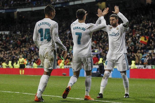 Mercato : Cristiano Ronaldo torpille une piste madrilène de la Juventus