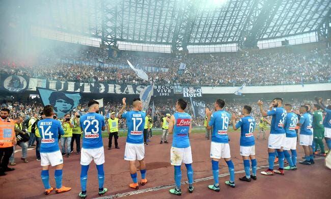 LdC: Naples prêt à tenter un coup tordu contre le PSG ?