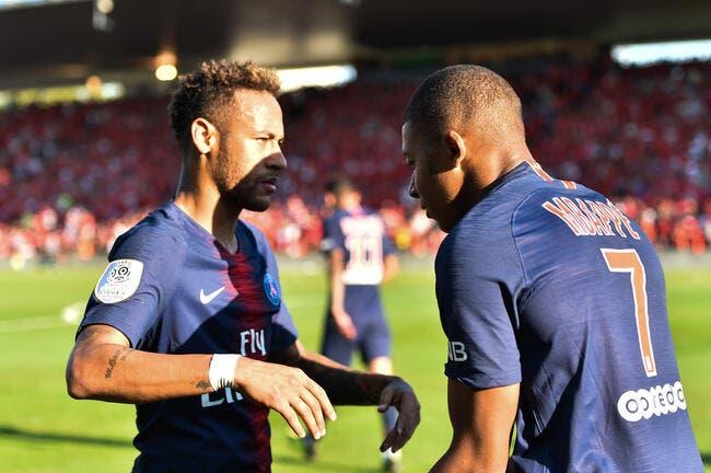 PSG : Mbappé est trop perso, ce grand coach préfère Neymar !