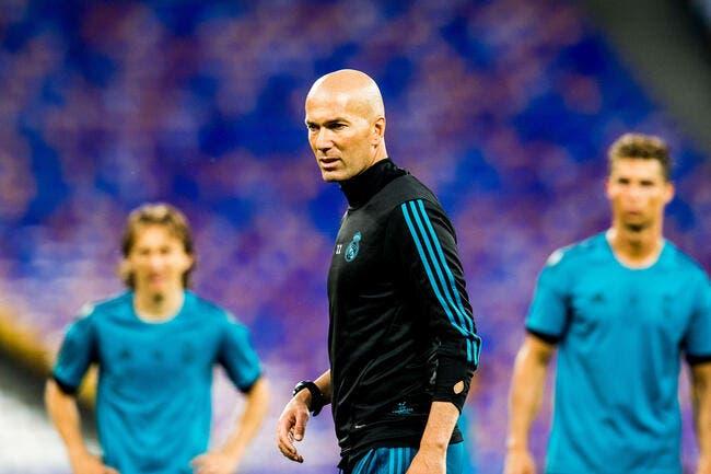 PSG: Zidane coach du PSG, la rumeur débarque