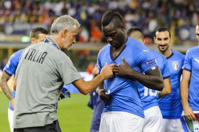 Ita : Balotelli, le bouc-émissaire de 100 kilos du football italien ?