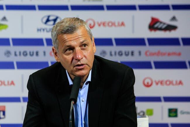 OL : Denis Balbir défend Genesio et accuse les supporters !