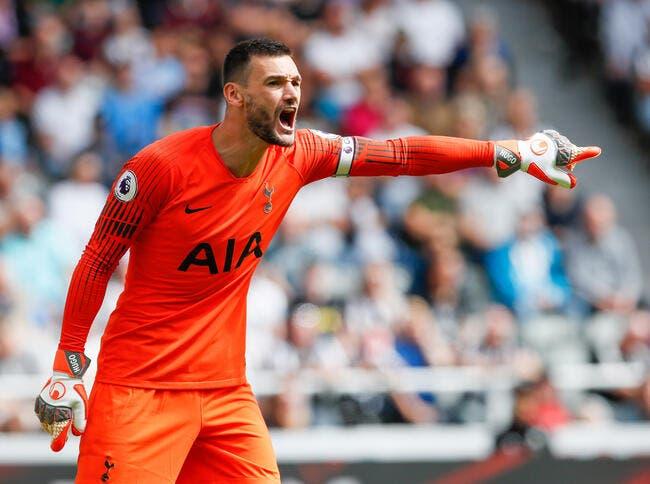 PL : Tottenham pique 280.000 euros sur le salaire de Lloris
