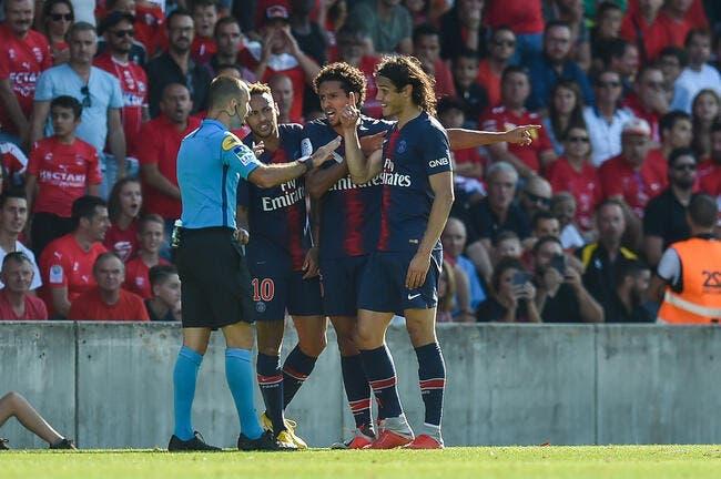 PSG: N'abusez pas, Neymar prévient les arbitres