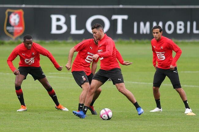 SRFC : Avec Hatem Ben Arfa contre Nice
