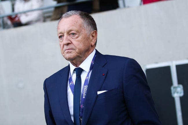 Jean-Michel Aulas attend une réaction contre Marseille — OL