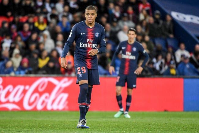 PSG: Mbappé donne rendez-vous à Cristiano Ronaldo en finale de la C1