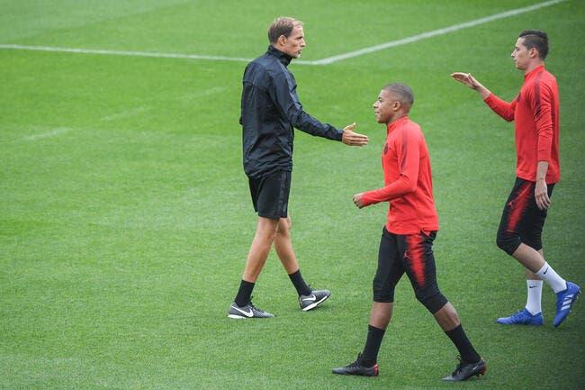 PSG : Comme Neymar, Mbappé l'a mis sur les fesses au PSG
