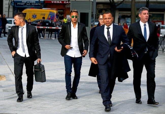 PSG: Neymar arrive pour 222 ME, il prend 6,6 ME au passage