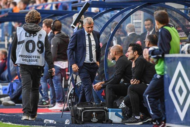 OL : Il flippe vraiment, Génésio craint le pire avant City