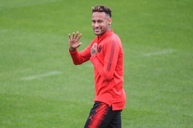 PSG : Neymar absent contre l'ASSE, Le PSG dévoile son mot d'excuse