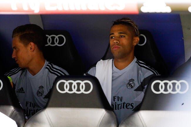 Esp : Mariano Diaz déchante, il galère au Real Madrid