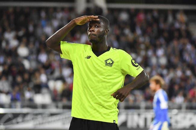 LOSC : 4 buts en 5 matchs, Pepe met déjà le feu au mercato !