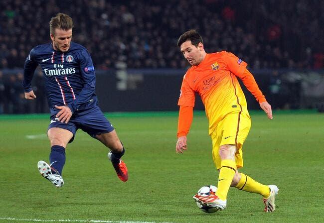Mercato : Messi à l'Inter en 2020, mais pas celui de Milan