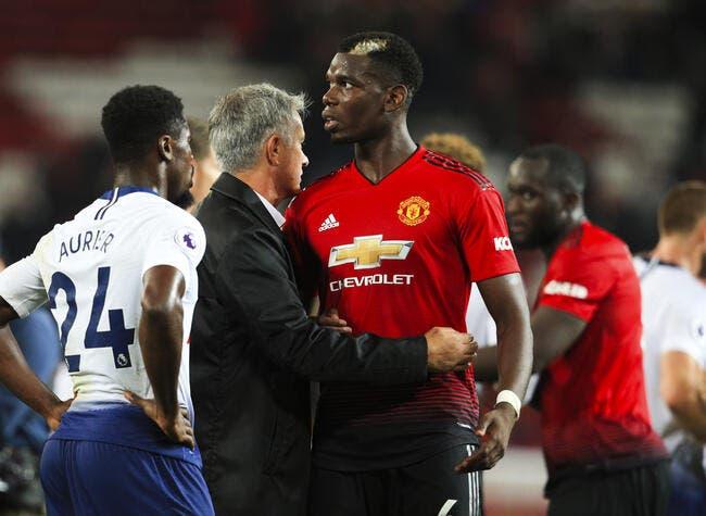 MU : Un chantage Franco-Français pour faire virer Mourinho ?