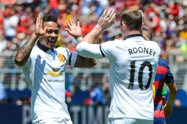 OL : L'anecdote croustillante de Rooney sur Depay le cow-boy