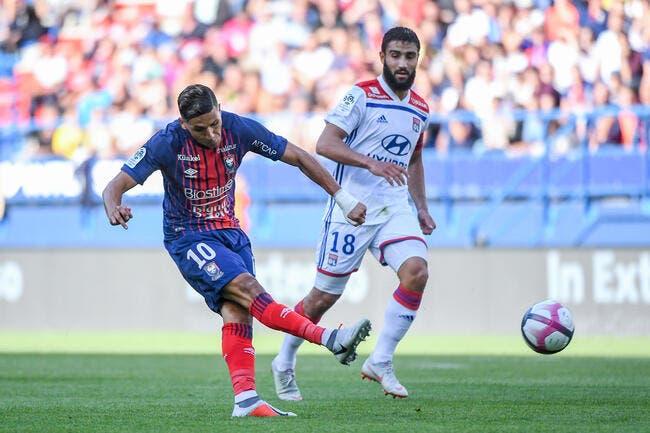 OL : Lyon est flippant, mais Fekir ne panique pas avant City-OL