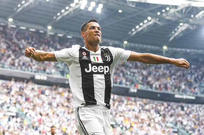 Série A : Cristiano Ronaldo marque enfin, la Juve s'envole