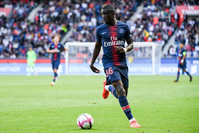 Officiel : Nsoki s'engage avec le PSG jusqu'en 2021