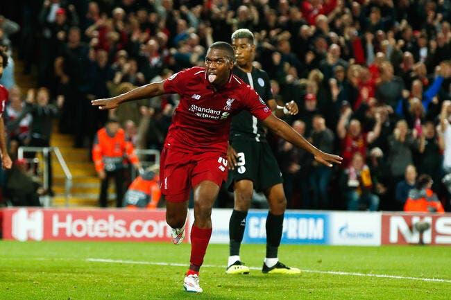 LdC : Finish fatal pour le PSG à Liverpool