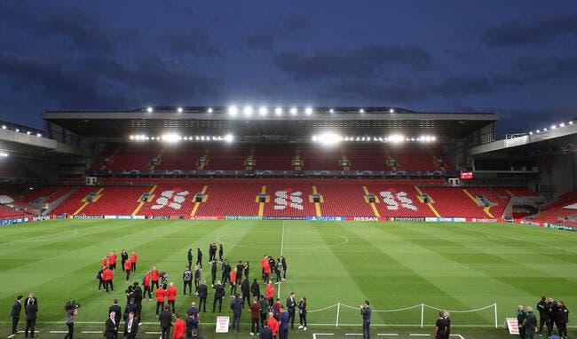 Liverpool - PSG : les compos (21h00 sur RMC Sport 1)