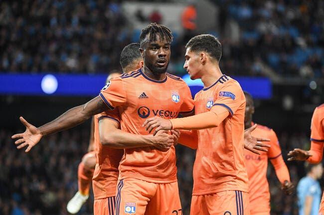 LdC : Fabulous! Lyon sort le match parfait et tape City!