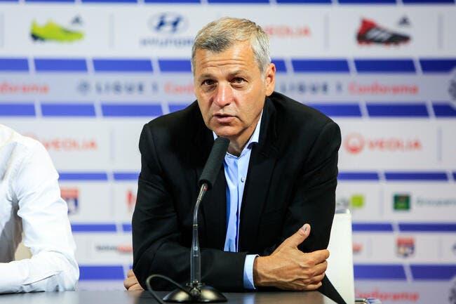 OL : Lyon ne sait pas jouer au foot, Genesio n'a rien à voir là-dedans