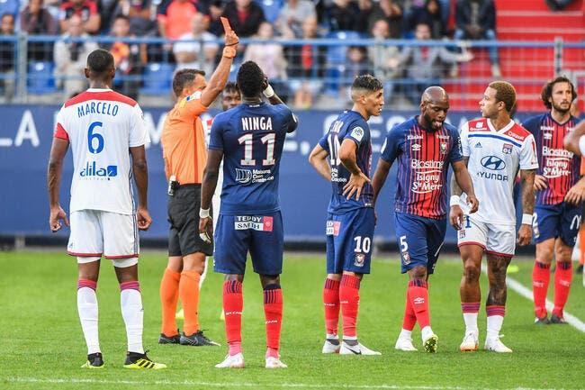 SMC : Sankoh prend quatre matchs
