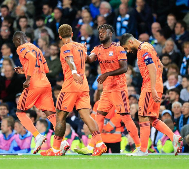 OL: Lyon a gagné à Manchester City, alors l'OM…