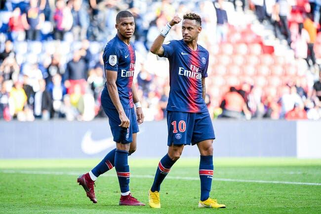 PSG: Neymar et Mbappé au service de Cavani, Papin est sérieux...