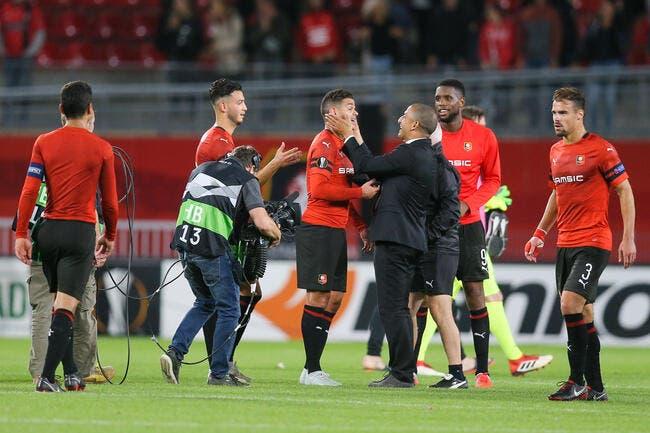 SRFC : Si Ben Arfa fait la même contre le PSG, Lamouchi paye sa tournée