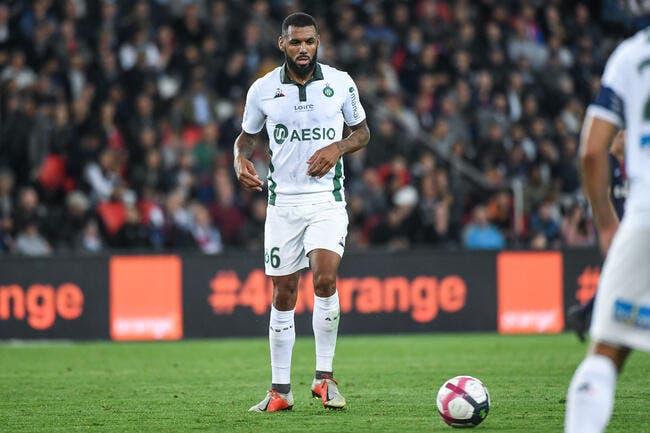 ASSE : 14e, 3 buts marqués, M'Vila s'attaque au problème